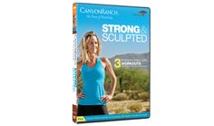 Canyon Ranch's Strong & Sculpted. Workout #DVD. http://www.organicspamagazine.com/2012/08/restore-renew-workouts/#