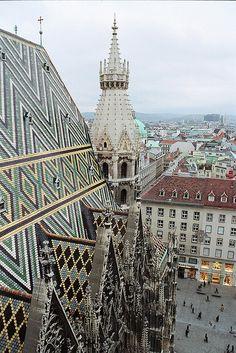 Vienna, Austria... man I loved this city! #mustreturn
