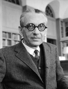Kurt Godel. scientist