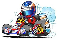 go kart clip art Car Drawings, Cartoon Drawings, Cartoon Art, Karting, Go Kart Racing, Grumpy Old Men, Go Car, Racing Helmets, Grid Girls