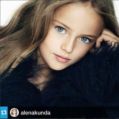 Kristina Pimenova - 8 year old gymnast and model