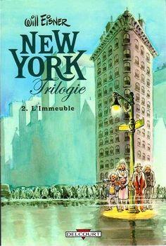 New York Trilogie -2- L'Immeuble - BD