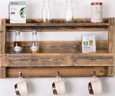hanging mug rack - Google Search