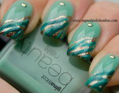 Nail Art - Stripes