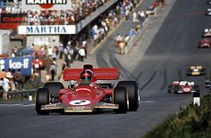 Emerson Fittipaldi, Gold Leaf Team Lotus; Lotus 72D Ford 1971