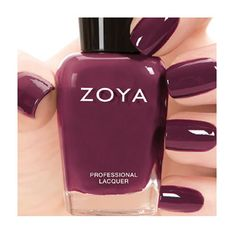 COMING SOON to Stewart & Company Salon for Fall 2014: #Zoya nail polish in Veronica