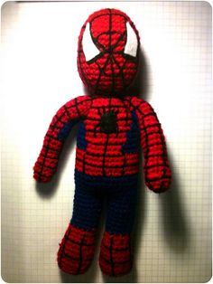 Hombre araña. Hombre araña by DanniMayorga, via Flickr