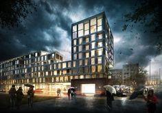 CGarchitect - Professional 3D Architectural Visualization User Community | Inspiration: Rain Vol. 3