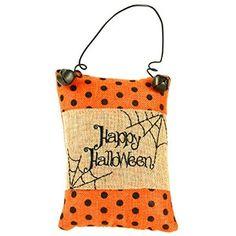 Happy Halloween Door Hanger http://shop.crackerbarrel.com/Happy-Halloween-Door-Hanger/dp/B00ZPSNIIS