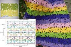 ༺♥༻•♥•Crochet•♥•༺♥༻•♥•  Punto crochet (14)