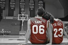 """""""Save The Date"""" from Indiana University     OH MY GOD THIS IS PERFECT"""