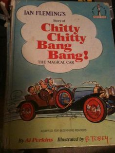 Chitty Chitty Bang Bang! I LOVED this movie when I was little!