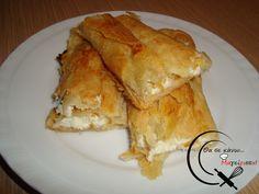 Η Πίτα της Θείας Σούλας! Spanakopita, Greek Recipes, Pie Dish, Dishes, Ethnic Recipes, Sweet, Food, Pizza, Candy