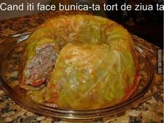 Romanian Food, Funny Texts, Cabbage, Dishes, Vegetables, Memes, Easy, Recipes, Humor