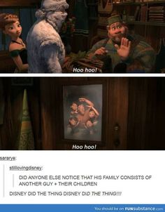 Disney did in fact do the thing.: