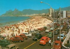 A packed Rio de Janeiro beach in the 1980s!  - http://www.lowcostdeals.co.uk/LCD/LCD2/SearchResults.aspx?pageId=56