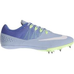 Nike Women's Zoom Rival S 8 Track Spikes (Bluecap/White/Hyper Cobalt/Ghost Green, Size 7.5) - Track And Field Shoes at Academy Sports
