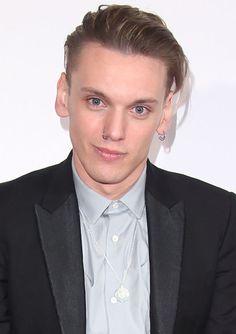 Jamie Campbell Bower British Fashion Awards 2013