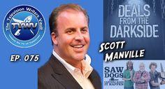 TV Writer Podcast - Former Development Executive Scott Manville TV Writers Vault
