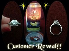 More and more BIG reveals from Jewelry in Candles!https://www.jewelryincandles.com/store/bradleyp