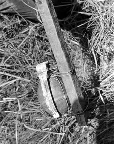 SFD (surprise firing device) commonly known as a Booby Trap...