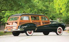 1947 Buick Super Estate Wagon