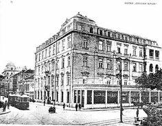 """Hotel """"Srpski Kralj"""" 1937"""