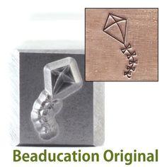 Kite Design Stamp-Beaducation Original