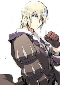 The Shinigami Eizen (Tales of Berseria)