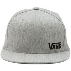 e7225974c15 caps · Vans Splitz Flexfit Hat ( 26) ❤ liked on Polyvore featuring men s  fashion