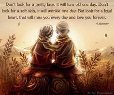 Look for a loyal heart, that will love you forever  Follow best love quotes for more great quotes!