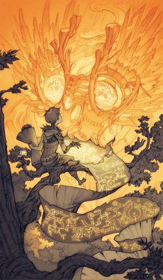 The Art Of Animation, ShiroTsuki