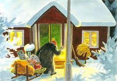 Bildresultat för jul i bullerbyn