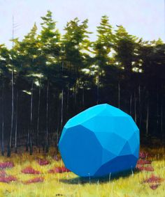 "Saatchi Online Artist: Benjamin Bridges; Oil, 2012, Painting ""Harness the Sky"""