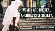 Women- helping to bu