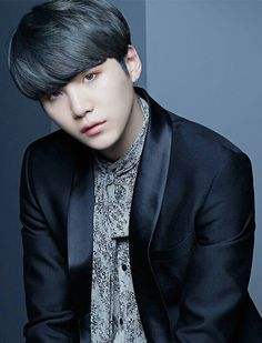 Suga ❤ BTS Profile Photos For 'Blood Sweat & Tears' Japanese Version! ❤ #BTS #방탄소년단