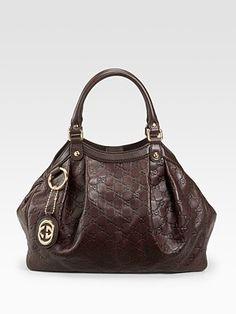 Gucci  Sukey Guccissima Medium Top Handle Bag