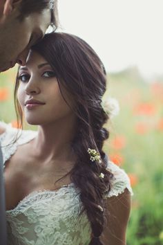 For my matron of honor hair perhaps...