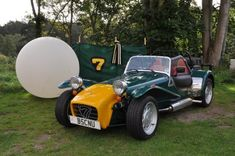 The Unmutual Website Car Vehicle Guide - Lotus 7 - The Prisoner Patrick McGoohan…