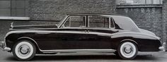 1963 Touring Limousine by Mulliner Park Ward (chassis 5LVA33, design 2003S), three units produced