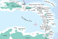 Caribbean sail route.   I remember reading an embarrassment of mango of mangoes and decided before I die I would sail from Toronto and do just that. Thanks to Ann and Steve they planted the seed in my head and hooo the roots have take hold. They Were My First Introduction To sailing.