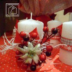 fiori e decorazioni per il Natale 2014, Fioreria a Reggiolo Reggio Emilia