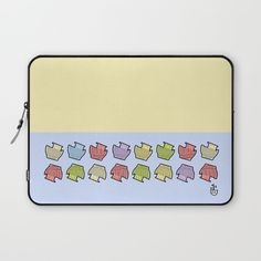 Row Row your boats... Laptop Sleeve