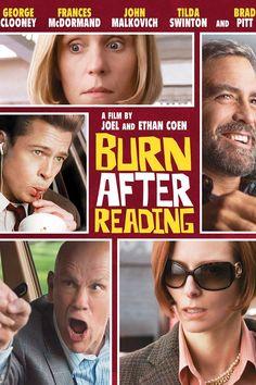 Burn After Reading (2008) Directors: Ethan Coen, Joel Coen