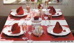 Resultado de imagen para decoracion en mesas de comedor