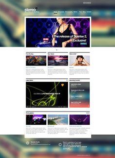 Mustache Web Studio | be WEB!  web_design