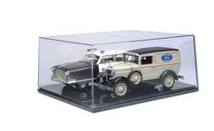 Our value priced display case is the perfect way to showcase and protect your valuable diecast collection.