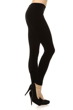 These are no plain janes – Mayberrys Funky Leggings, Women's Leggings, Solid Black, Stiletto Heels, Black Jeans, Comfy, Legs, Pants, Collection