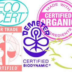 What claims and labels on natural and organic beauty product labels really mean.