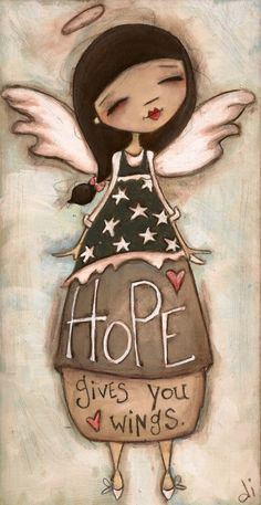 Надеюсь что он даст тебе крылья Art Print Angels Among Us, Hope Painting, Painting On Wood, Hope Art, Guache, Angel Arcangel, Guardian Angels, Angel Art, Whimsical Art